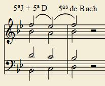 Quintas de Bach